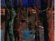 "CAYUGA | 1994 | Oil on Panel | 24"" x 20"""