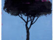"APPIA ANTICA I | 2021 | Oil & Acrylic on Paper | 28.5"" x 20"""