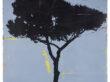"CIRCO MASSIMO II | 2021 | Oil & Acrylic on Paper | 28.5"" x 20"""
