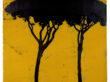 "DORIA PAMPHILI V | 2021 | Oil & Acrylic on Paper | 28.5"" x 20"""